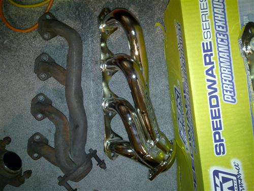 Mustang BBK 5.0L Chrome Shorty Headers (79-93)