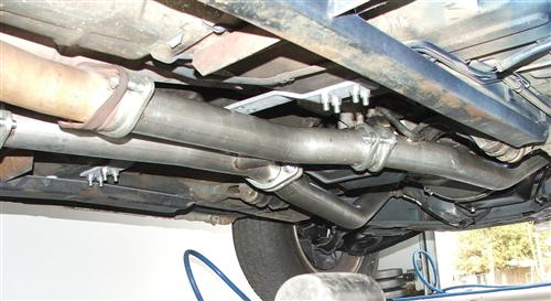 Mustang BBK  Off Road H-Pipe for Shorty Headers (94-95) 5.0