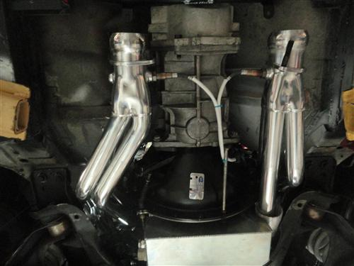 Mustang BBK  Coyote 5.0L Swap Full Length Headers Ceramic Coated (79-04)