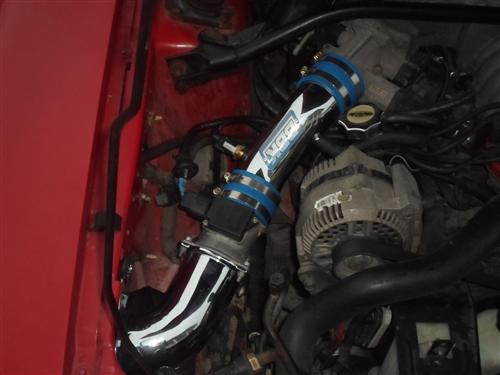 Mustang BBK  Fenderwell Cold Air Intake Kit (94-95)