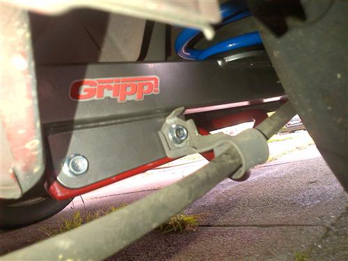 Mustang BBK  Gripp Rear Lower Control Arms (79-98)