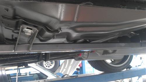 Mustang BBK Bolt On Subframe Connectors w/ Seat Supports (79-93)