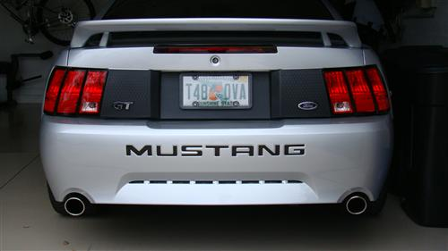 Mustang Honeycomb Trunk Panel Insert (99-04)