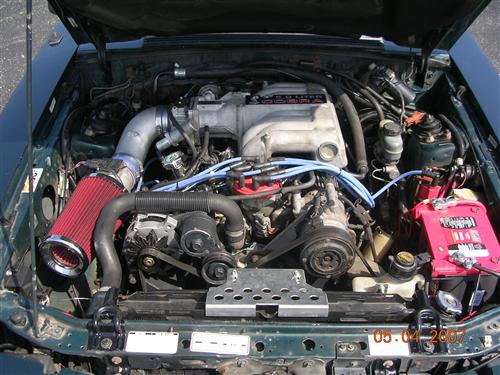 Customer Image - Mustang C&L Inlet Pipe (89-93)