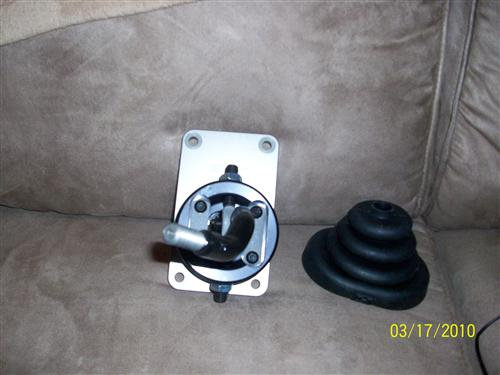 Mustang Hurst Billet Plus Shifter, T5/T45 (83-00)
