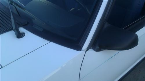 Mustang Lower Windshield Molding Pair (83-93)