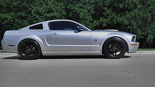 Mustang Boss 302 S Wheel 19X9 Gloss Black (05-14)