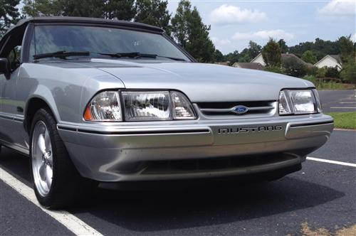Mustang SVE Headlight Kit, Ultra Clear (87-93)