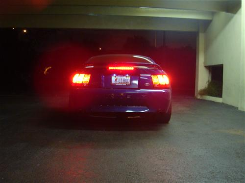 Mustang SVE Led 3rd Brake Light (99-04)