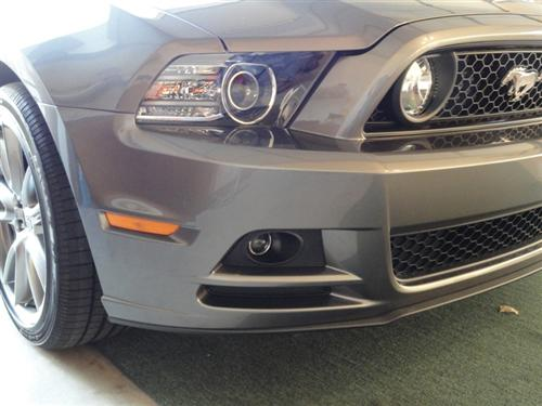 Mustang Fog Light Kit, California Special Style (13-14)