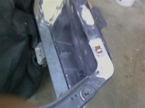 Mustang Front Fender Apron Pair with No Holes (79-93)