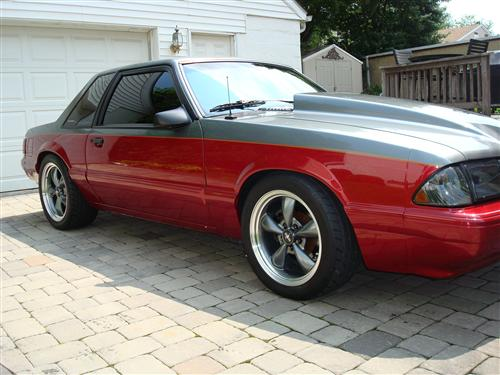 Mustang Shorty Antenna (79-09)