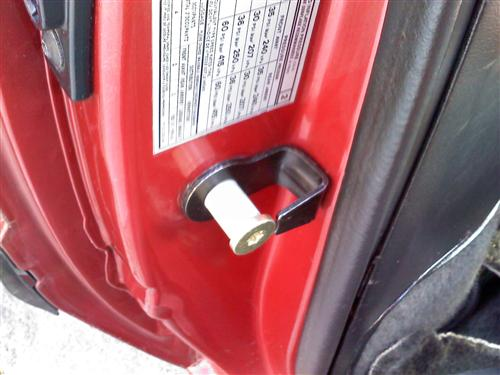 Mustang OEM Door Latch Striker (83-93)