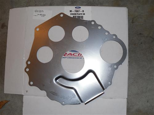 Mustang Ford Racing Bellhousing Spacer Plate (79-95) 5.0L