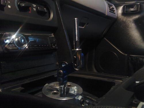 Mustang Econoshift T-5 Short Throw Shifter (83-00)