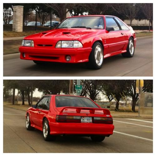 Mustang 93 Cobra Body Kit (87-90)