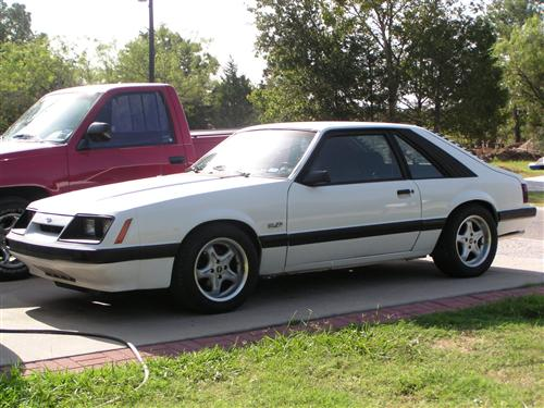 Customer Image - 79-04 MUSTANG SPECIFIC RATE LO