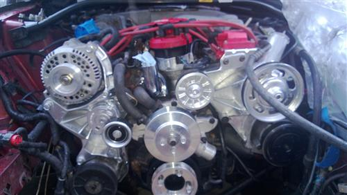 Mustang MSD Pro-Billet Ready To Run Distributor (94-95) 5.0