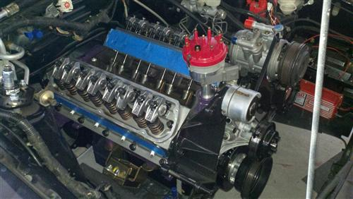 Mustang MSD Pro-Billet Ready To Run Distributor (86-93) 5.0