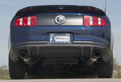 Mustang Roush Rear Valance Assembly (10-12)