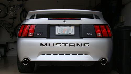 Mustang Roush Read Deck Lid Spoiler (99-04)
