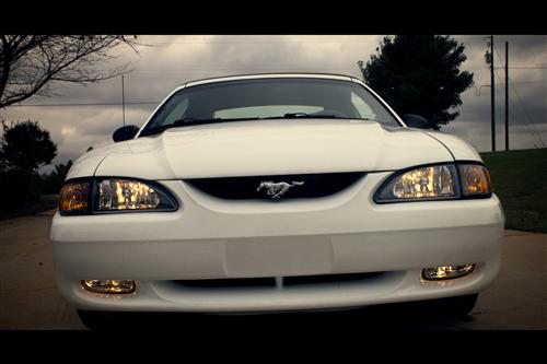 Mustang Fog Lights Ultra Clear (94-98)