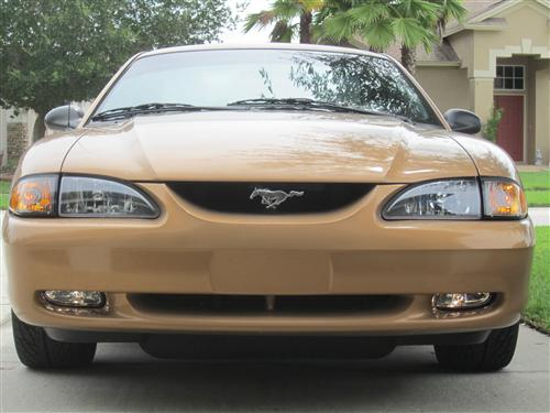 Mustang SVE Fog Lights Smoked (94-98)