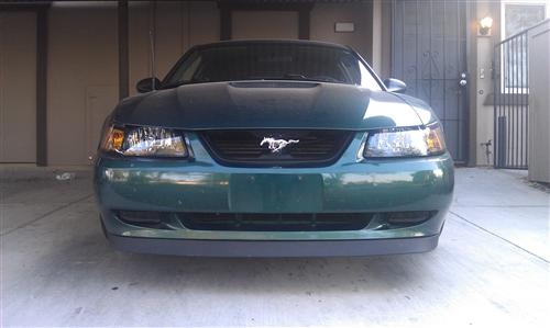 Mustang SVE Fog Lights Smoked (99-04)