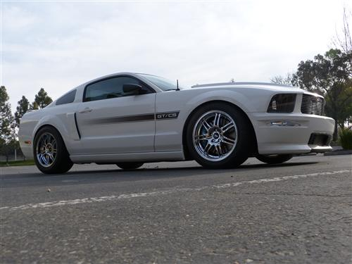 Mustang SVE  Anniversary Wheel - 18X10 Chrome (05-14)